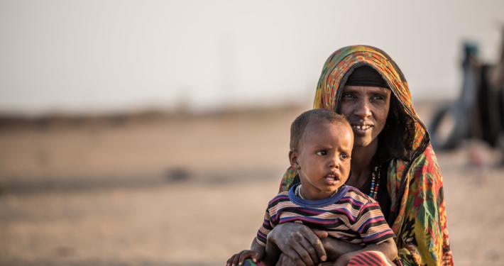 I cambiamenti climatici condizionano sempre di più la vita dei pastori in Est Africa. LVIA è attiva per mitigarne gli effetti sulla vita delle popolazioni pastorali.