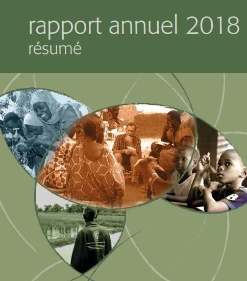 Rapport Annuel LVIA 2018